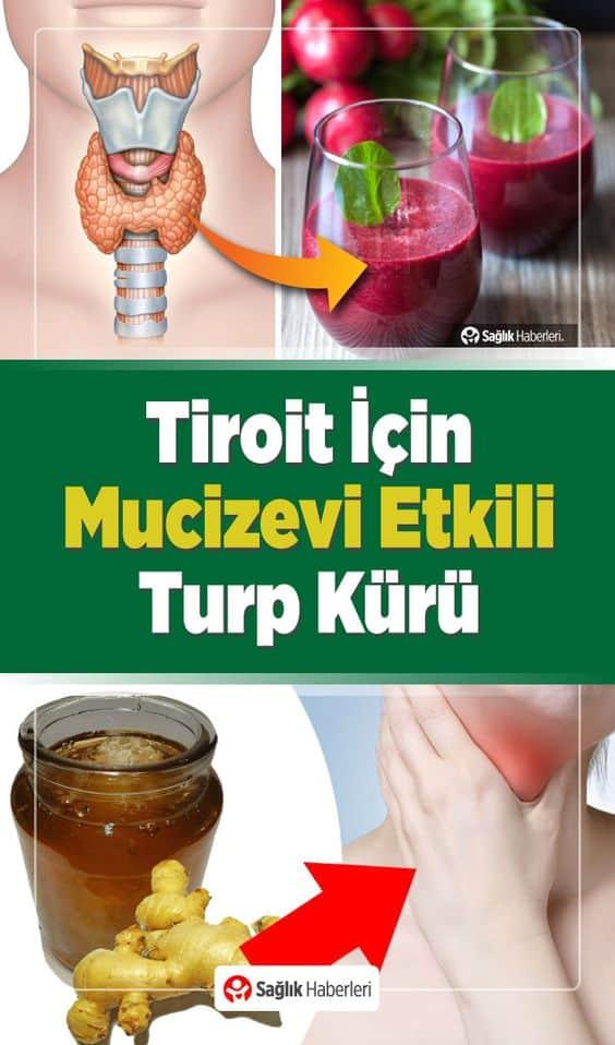 Tiroide Ne İyi Gelir? Sağlıklı Tiroit İçin Doğal Çözüm! Saraçoğlu Tiroid Kürü
