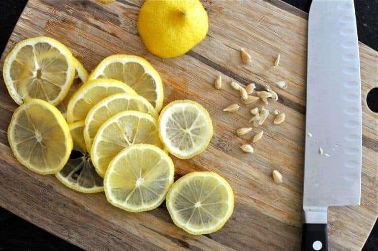 Limon Çekirdeğini Sakın Yutmayın!