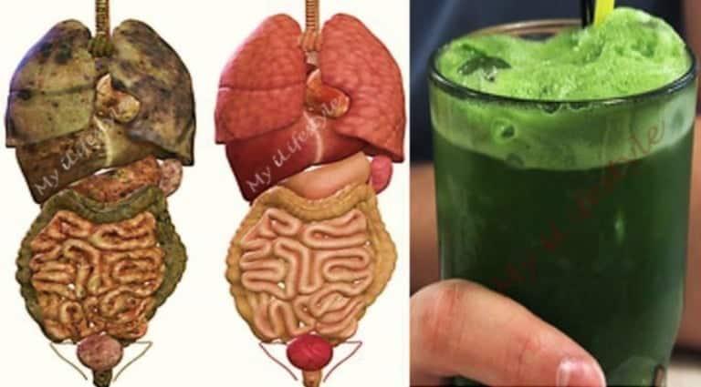 Vücudunuzdaki Tüm Toksinleri Ve Yağları Atacak Süper İçecek