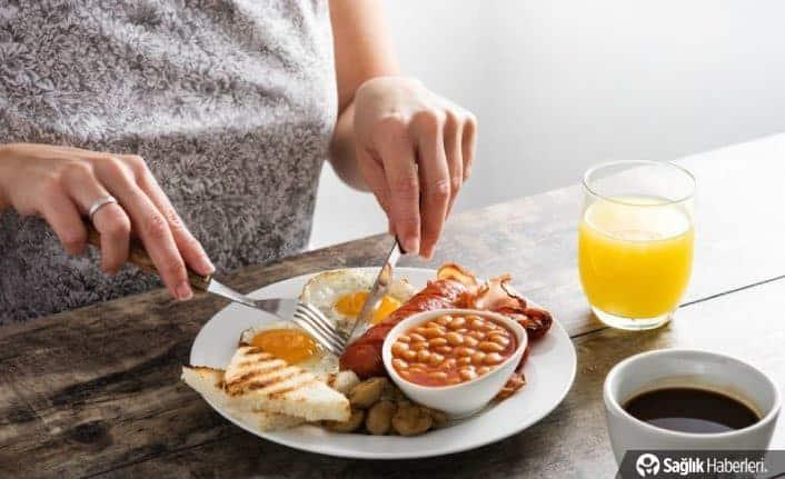 Kahvaltınızı asla ihmal etmeyin