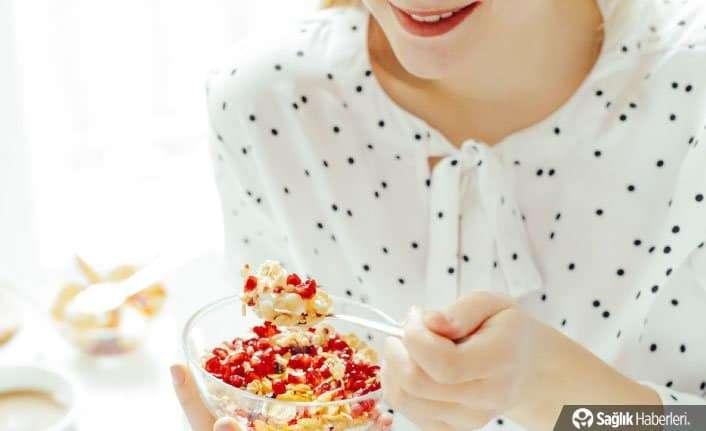Yemeye önce gıdalardan başlayın