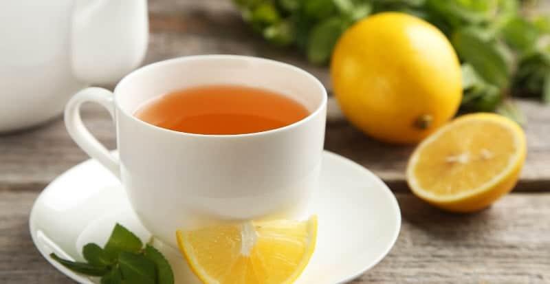 Limon, Yeşil Çayın Faydasını 7 Kat Arttırıyor!