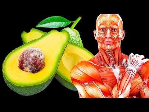 Bir ay boyunca her gün avokado yediğinizde bakın vücudunuza ne oluyor
