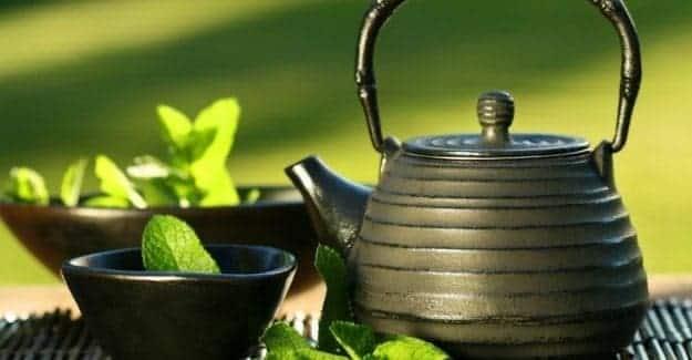 Düz Bir Karın İçin En İyi Çaylar