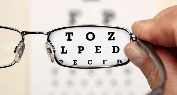 Gözlük kullanımına 22 saniyede veda edin