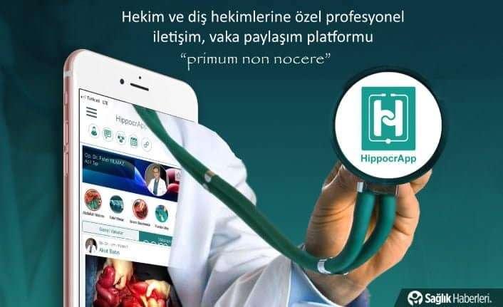 Hekimler Arası Tıbbi İletişim Platformu: HippocrApp