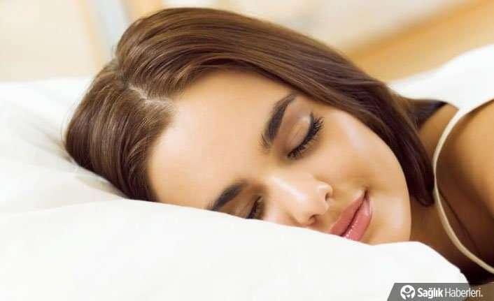 İyi bir uykuya ihtiyacınız var