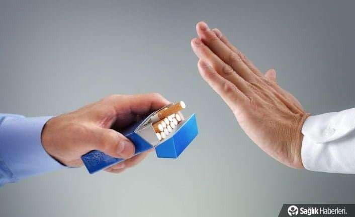 Koroner Kalp Hastalığına yakalanmamak için sigarayı bırakın