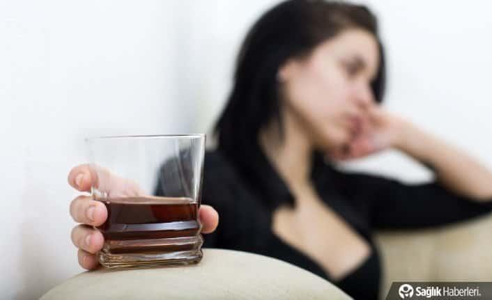 Alkol tüketimini bırakın