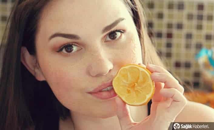 Kişisel bakım ve güzellik için limon nasıl kullanılır?