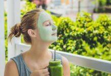 Makyajdan yorulan cildinize doğal maske