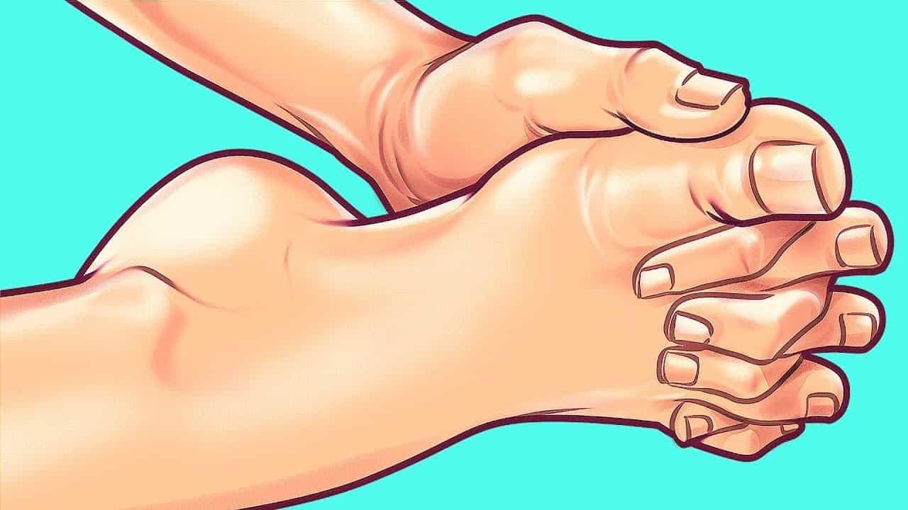 maxresdefault 14 10 Saniye Bu Şekilde Durmak Vücudunuzdaki Ağrıları Dindirir