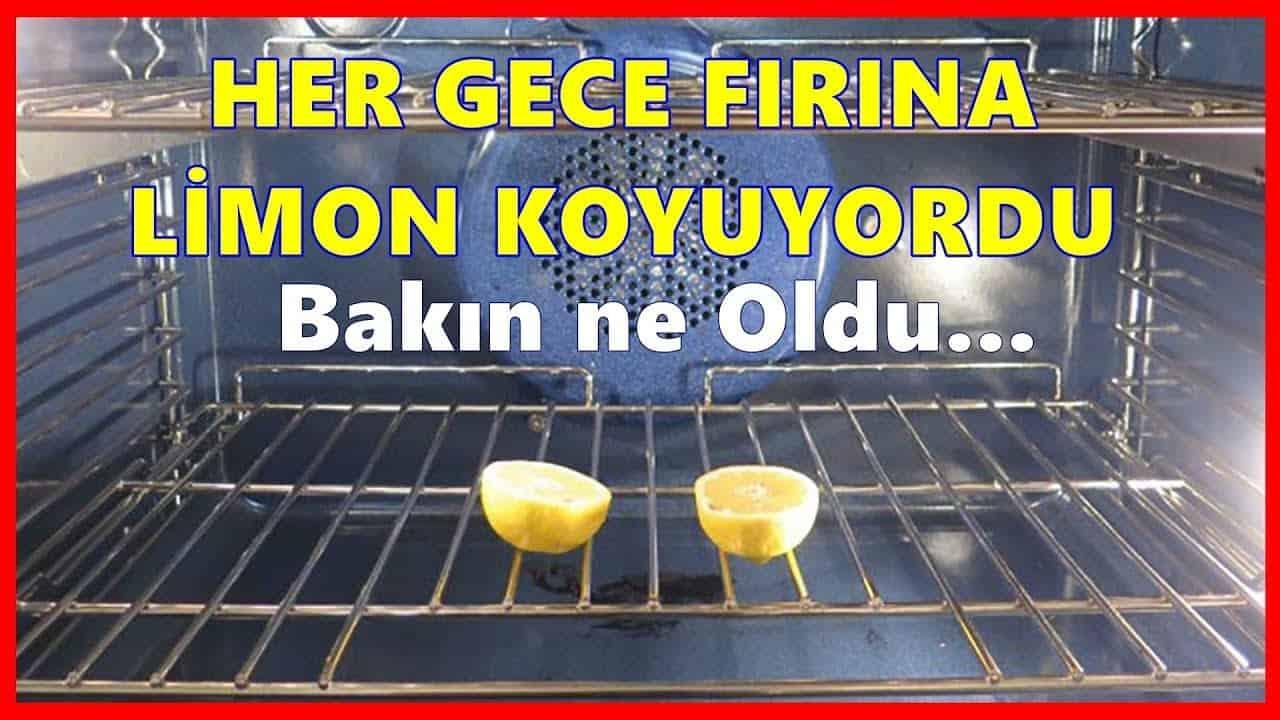 maxresdefault 29 Evinizin Havasını Tazelemek İçin Limon Kullanın!