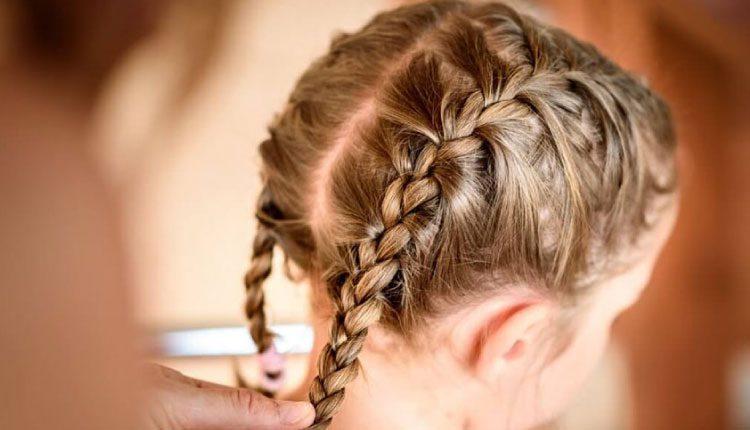 Öğrenciler için kolay saç modelleri ve yapılışları