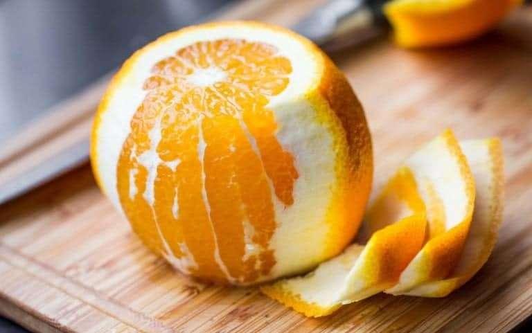 Portakal Kabuğu Mucizesi