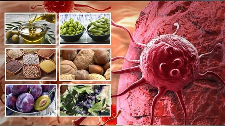 Kanserin Düşmanı 5 Süper Gıda!