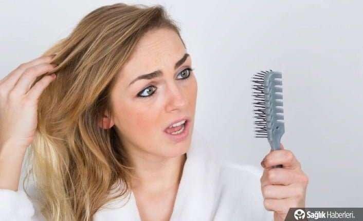 Saç dökülmesi neden olur? Saç dökülmesine ne iyi gelir? Kesin çözüm