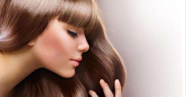 Saçları Güçlendirmek İçin Keten Tohumu Suyu