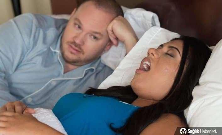 Uyku apnesi nedir? Uyku apnesinin nedenleri nelerdir?