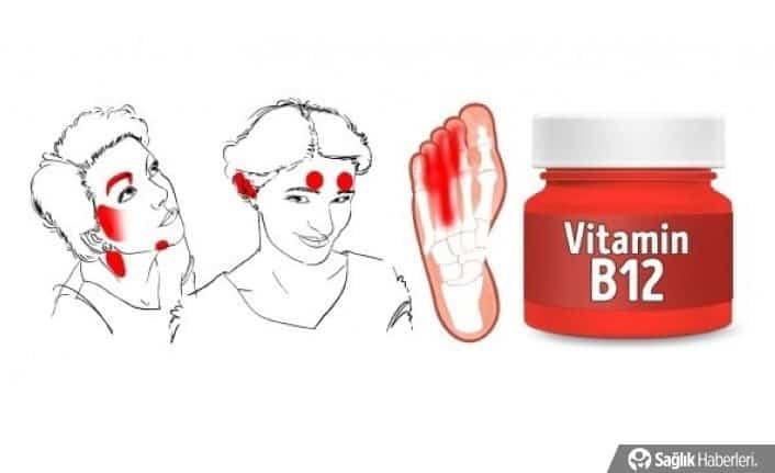 Vitamin eksikliğinizi yüzünüzden anlayacağınız 6 işaret!