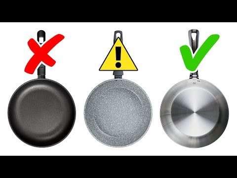 Zehir saçan 4 tencere türüne karşı güvenli alternatifler