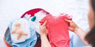Anne ve Bebek İçin Doğum Çantasında Neler Olmalıdır