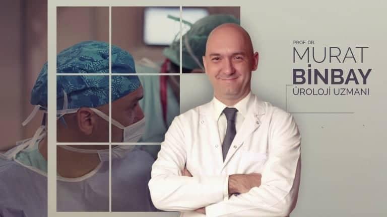 Prof. Dr. Murat Binbay Kimdir?