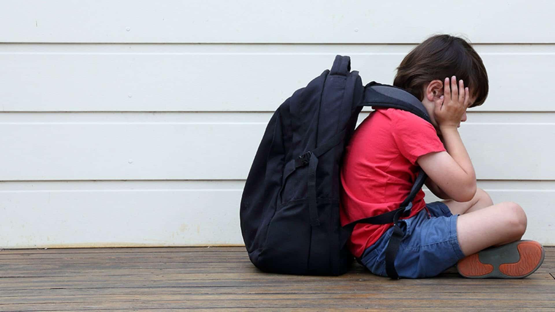 okul korkusu Çocuklarda Okul Korkusu Nasıl Yenilir?