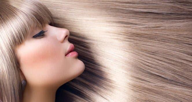 saclari parlak gostermek Saçları parlak göstermenin pratik yolları