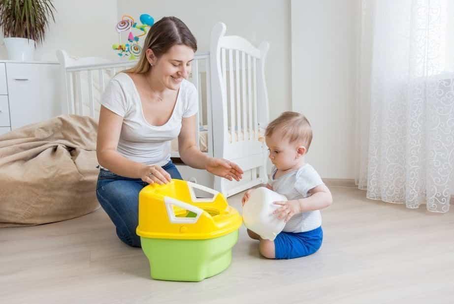 Bebeklerde Tuvalet Eğitimi Hakkında Tüm Detaylar