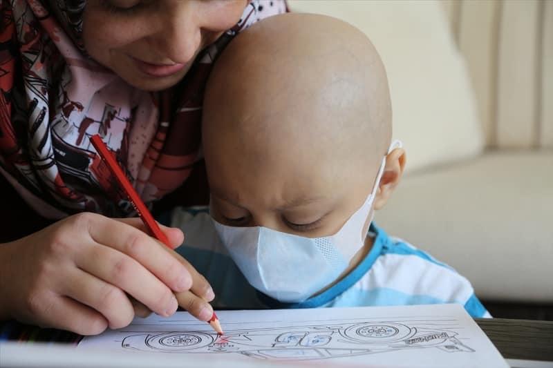 Küçük Ali İhsan sağlığına kavuşmak istiyor