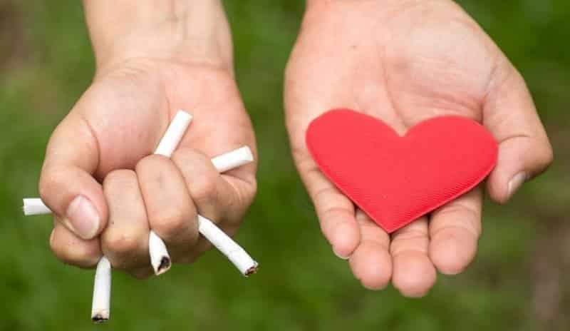 Sigarayı bırakmak için çok basit 5 tüyo!