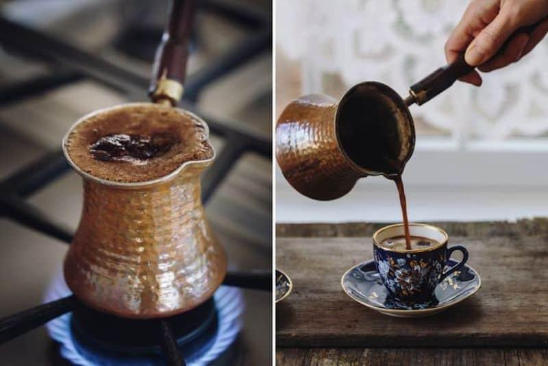 Soda ile Türk kahvesi nasıl yapılır? Lezzetli mi?