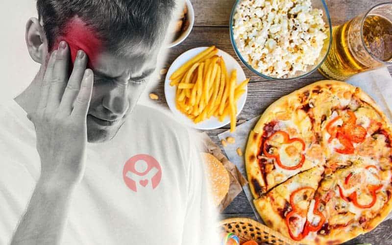 Ağrılarınızın asıl nedeni tükettiğiniz baş ağrısı yapan gıdalar olabilir!