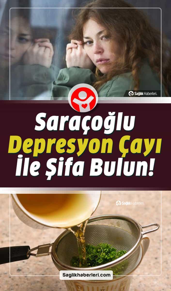 Depresyon neden olur, belirtileri neler? İbrahim Saraçoğlu depresyon çayı