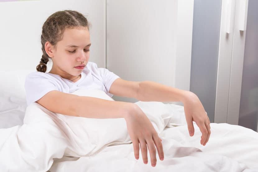 Okul çağındaki çocuklarda uyurgezerlik ve tedavi yöntemleri