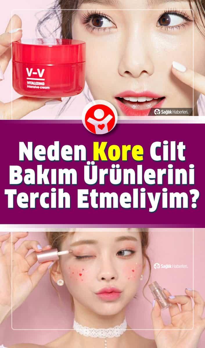 Neden Kore cilt bakım ürünlerini tercih etmeliyim?