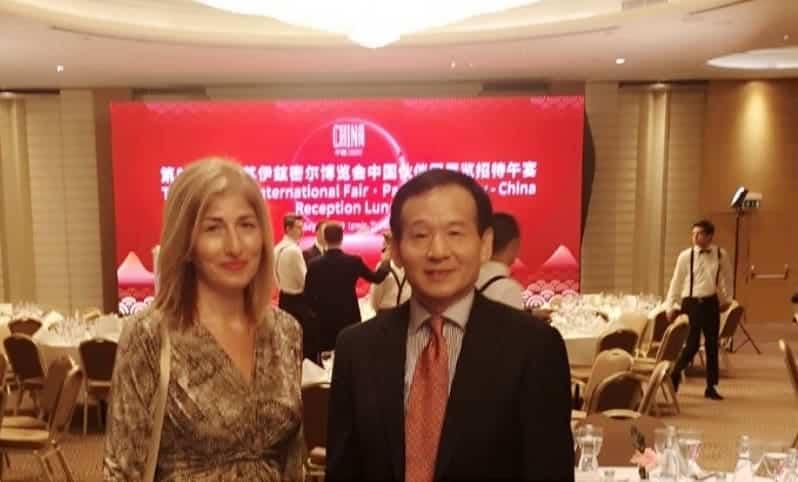 Türkiye-Çin Halk Cumhuriyeti Yatırım ve İş Formu İzmir