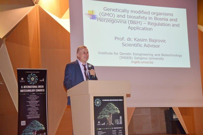 2. Uluslararası Yeşil Biyoloji Kongresi Düzenlendi