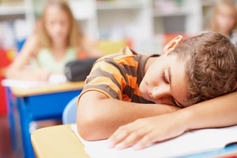 Çocuğunuz yeteri kadar uyuyor mu? İşte araştırma sonuçları