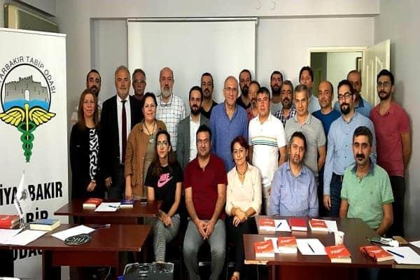 İl Sağlık Müdürlüğü'nün Diyarbakır'da aile hekimlerine mobbing iddiası