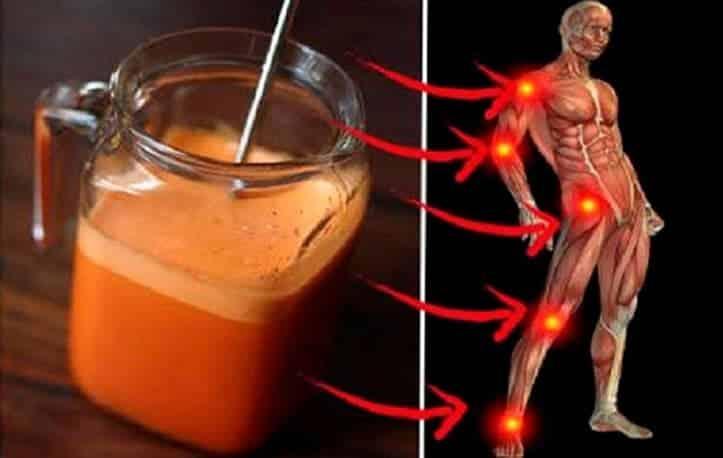 Her gün bir bardak içerek eklem ağrılarından kurtulun!