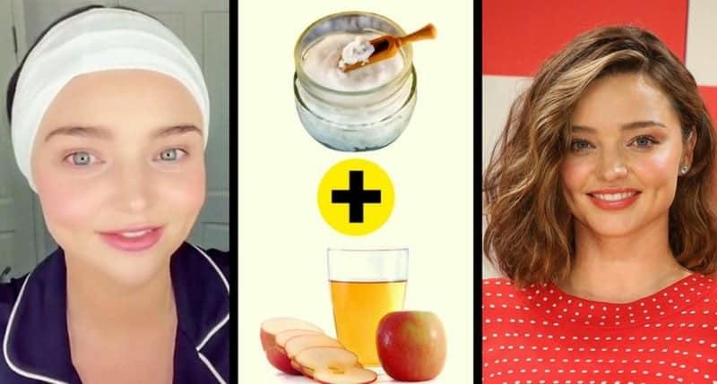 Miranda Kerr saç maskesi