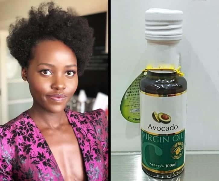 Lupita Nyong'o'nun makyaj temizleyici