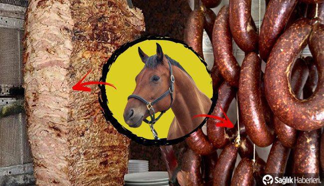 Et Ürünlerine At ve Domuz Eti Karıştırdılar…