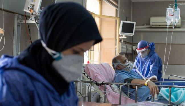 İran'da koronavirüs son 24 saatte 128 can aldı
