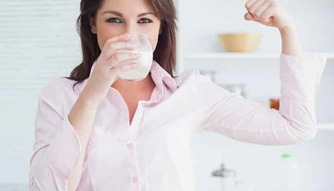 Kemik yoğunluğunu korumak için kalsiyum açısından 9 zengin gıda
