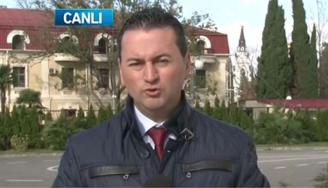 NTV Cumhurbaşkanlığı muhabirinin testi pozitif çıktı!