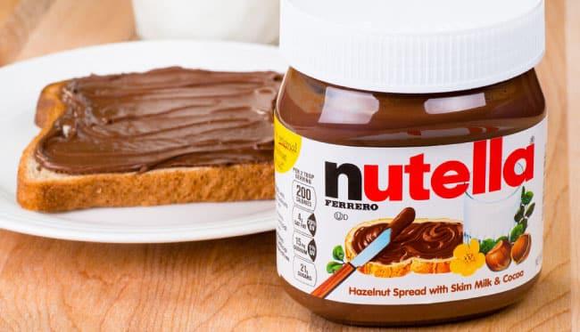 Nutella resmi Twitter hesabından 'ürünlerimiz helal değil' dedi!