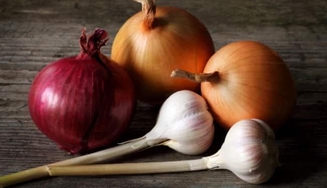 Soğan sarımsak kürü ile 21 günde vücudunuzu temizleyin!